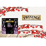 Twinings Christmas Gift Tin Caddy 100s - Earl Grey / English Breakfast -NEXT DAY (Earl Grey)