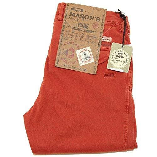 0406G pantaloni MASON'S jeans uomo trousers men [46]