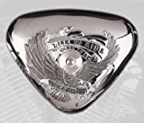 Show Chrome Accessories (53-708) Free Spirit Air Cleaner Cover