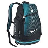 (ナイキ) Nike メンズ フープス エリート マックス エア グラフィック ブルー ブラック スポーツ バッグ バックパック 大容量 Hoops Elite Max Air Graphic Blue Black Sport Backpack BP Bag BA5264-014 [並行輸入品]
