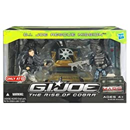 G.I. Joe: The Rise of Cobra - Rescue Mission Products and Promotions