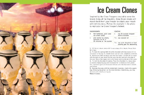 Star Wars - Ice Sabers: 30 Chilled Treats Using the Force of Your Freezer