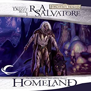 01. The Dark Elf Trilogy (Unabridged) - R.A. Salvatore