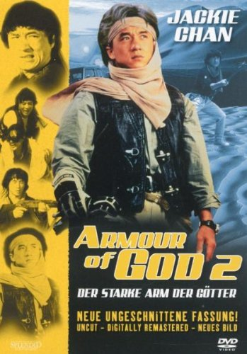 Armour of God 2 - Der starke Arm der Götter