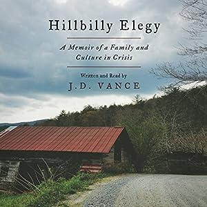 Hillbilly Elegy Hörbuch
