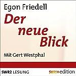 Der neue Blick   Egon Friedell