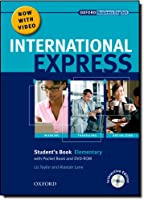 International Express, Interactive Editions: Elementary: Student's Pack: (Student's Book, Pocket Book & DVD)
