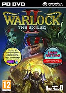 Warlock 2 The Exiled - Lord Edition (PC DVD)