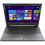 Lenovo G50 15.6-Inch Laptop - Intel Core I3 8GB RAM 1TB HDD DVD-RW Webcam WiFi Bluetooth Free Windows 10 Upgrade