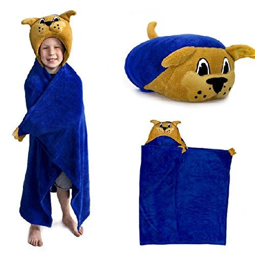 Kentucky Wildcats MascotWear Huggable Hooded Blanket