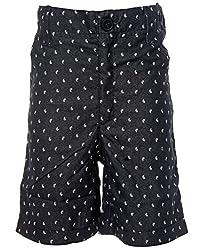 Babeezworld Boys Shorts(Maroon shorts variation)-2 Year