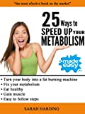 25 ways To Speed Up Your Metabolism:: Turn your body into a fat burning machine