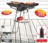 TV Das Original 02095 Stand for Turbo Charcoal Barbecue