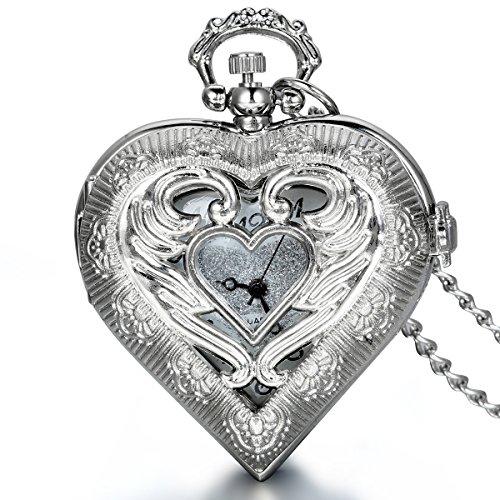 jewelrywe-newest-vintage-silver-tone-heart-locket-style-pendant-pocket-watch-necklace-for-girls-lady