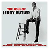 The Soul of Jerry Butler [Double CD]