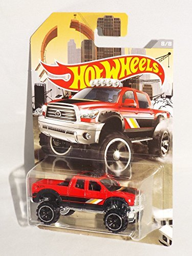 Hot Wheels RAD TRUCKS: '10 TOYOTA TUNDRA!!! Sealed in package! (Toyota Trucks For Sale compare prices)