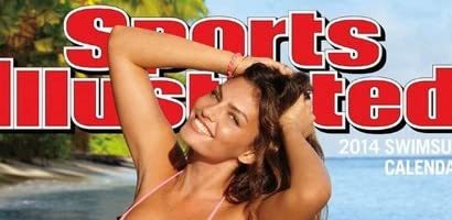 Sports Illustrated Swimsuit 2014 Calendar