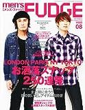 men's FUDGE (メンズファッジ) 2011年 08月号 [雑誌]