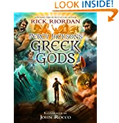 Rick Riordan (Author), John Rocco (Illustrator)  (56)  Download:   $9.50