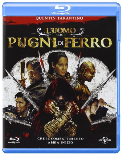 L'uomo con i pugni di ferro [Blu-ray] [IT Import]