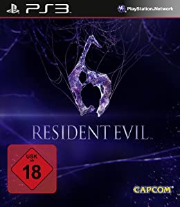 Resident Evil 6 (uncut) - [PlayStation 3]