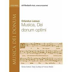 Musica, Dei Donum Optimi (Musica Deidonum)