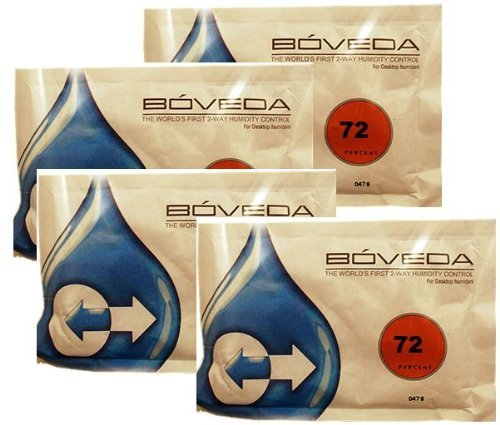 Best Deals! 4-Pack: Boveda Humidifier 72%