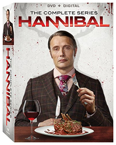 Hannibal: The Complete Season 1-3 Bundle [Edizione: Francia]