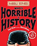 Terry Deary Who's Horrible in History (Horrible Histories)