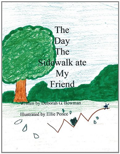 The Day the Sidewalk Ate My Friend