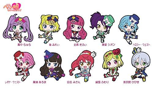 『プリパラ 2nd season』 ぺたん娘トレーディングラバーストラップ BOX
