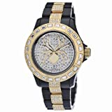 Toy Watch Womens K22BK Quartz Analog Watch