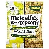 Metcalfe's Skinny Wasabi Glaze Topcorn 25g