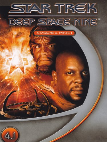 Star Trek - Deep Space Nine Stagione 04 Volume 01 Episodi 01-12 [3 DVDs] [IT Import]