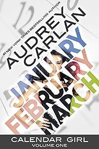 Calendar Girl: Volume One by Audrey Carlan ebook deal
