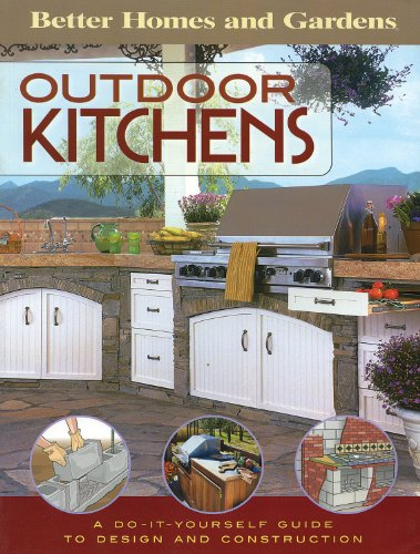 Top Free Books Online Outdoor Kitchens A Do It Yourself