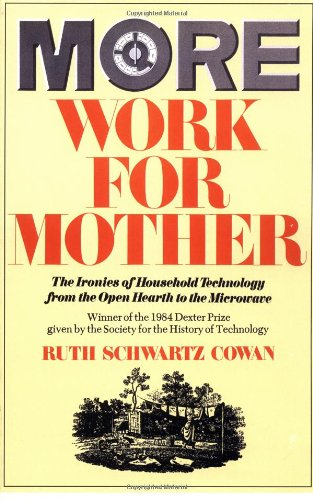 More Work For Mother: The Ironies Of Household Technology...