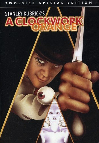 DVD : Clockwork Orange (Remastered, Special Edition, Widescreen, , Dubbed)