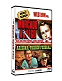 Marcado a Fuego + Arizona Prision Federal 2 DVD  Branded  1950 + The Badlanders  1958