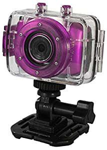 Vivitar DVR783 Waterproof HD Action Camcorder (Blue)
