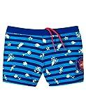 Schiesser Baby - Jungen Badeshorts UV Schutz 40+ Capt'n Sharky, Gr. 62 (Herstellergröße: 412), Blau (Petrol 811)