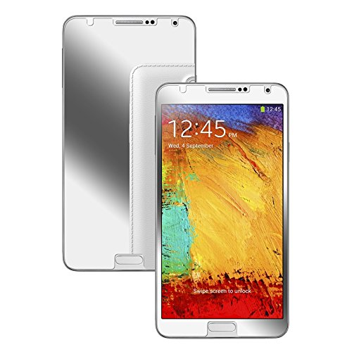 Everydaysource® Compatible With Samsung© Galaxy Note Iii N9000 Mirror Screen Protector