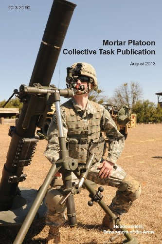 Mortar Platoon Collective Task Publication: The Official U.S. Army Training Circular Tc 3-21.90 (August 2013)