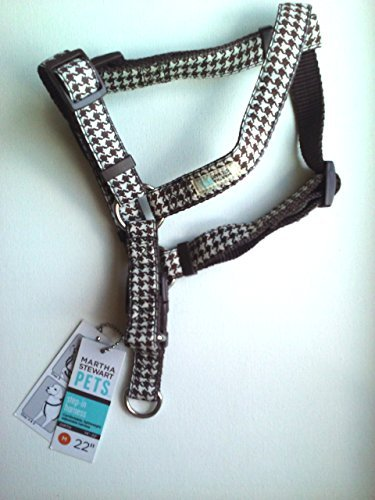 martha-stewart-pets-houndstooth-print-brown-step-in-harness-medium-22