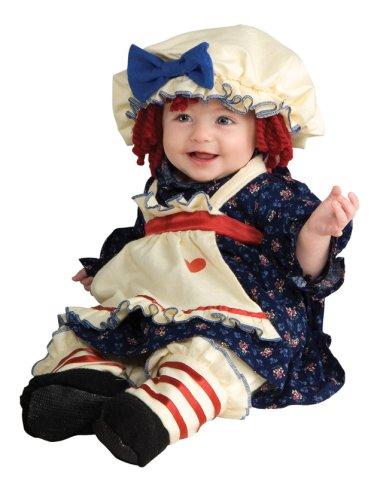 Rubie's Costume Yarn Babies Ragamuffin Dolly Costume