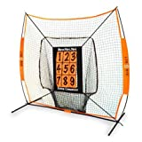 Bownet Pitching Zone Counter by Bow Net
