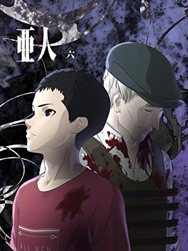 亜人 六 (初回生産限定版) [Blu-ray]
