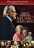A Billy Graham Music Homecoming, Vol. 2 DVD - Bill Gaither & Gloria