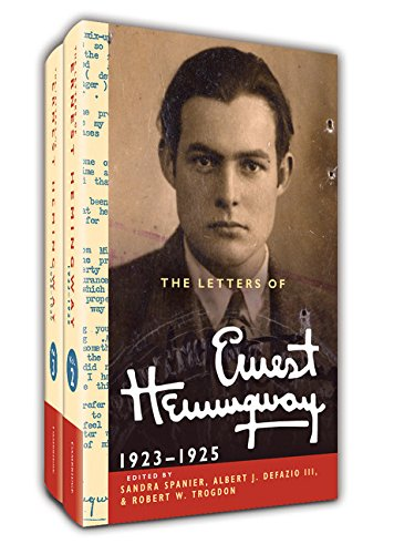 The Letters of Ernest Hemingway Hardback Set Volumes 2 and 3: Volume 2-3 (The Cambridge Edition of the Letters of Ernest