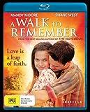 Un paseo para recordar / A Walk to Remember [ Origen Australiano, Ningun Idioma Espanol ] (Blu-Ray)
